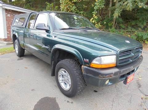 2000 Dodge Dakota for sale in Springfield, VT