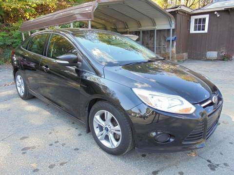 2014 Ford Focus for sale in Springfield, VT