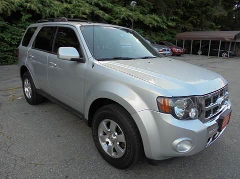 2012 Ford Escape for sale in Springfield, VT