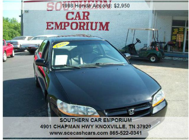 1998 Honda Accord for sale in KNOXVILLE TN