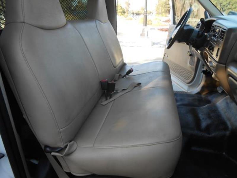 2000 Ford F-550  - Rancho Cucamonga CA