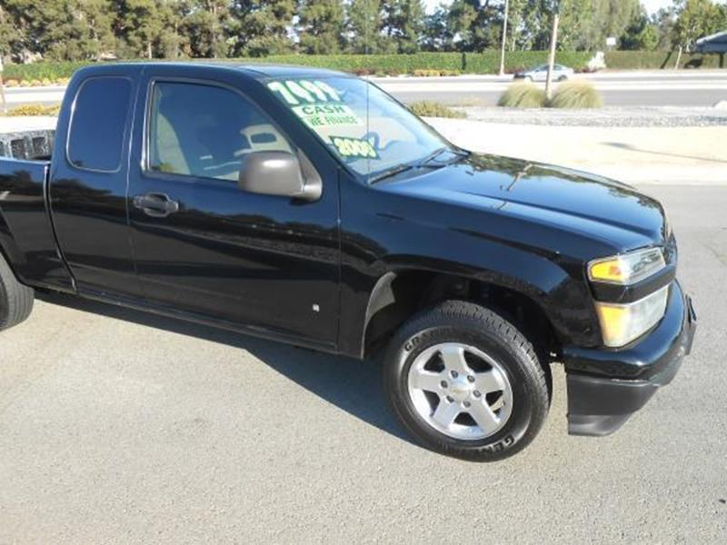 2008 Chevrolet Colorado 4x2 Work Truck Extended Cab 4dr - Rancho Cucamonga CA