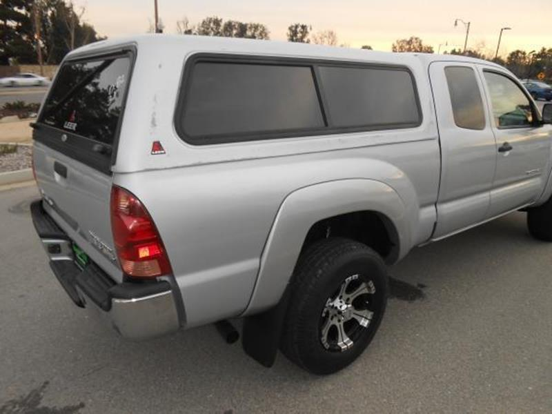 2007 Toyota Tacoma PreRunner V6 4dr Access Cab 6.1 ft. SB (4L V6 5A) - Rancho Cucamonga CA