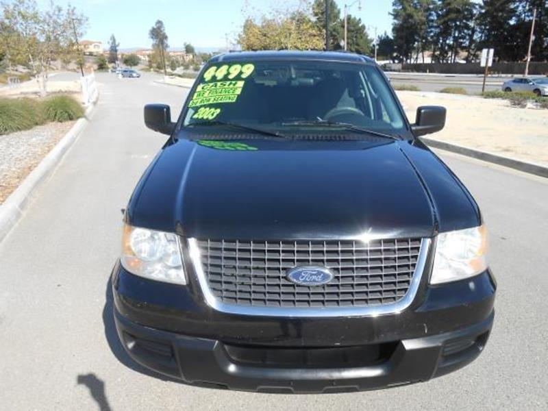2003 Ford Expedition XLT 4dr SUV - Rancho Cucamonga CA
