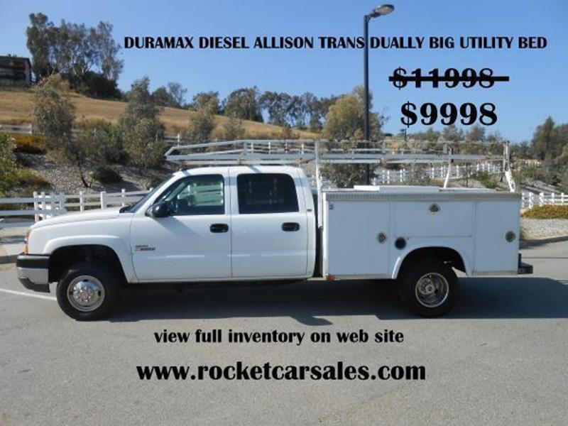 2004 Chevrolet Silverado 1500 SS Classic LS - Rancho Cucamonga CA