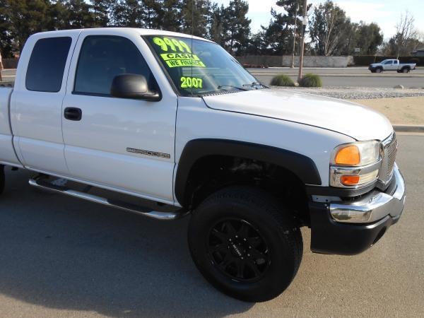 2007 GMC Sierra 2500HD Classic  - Rancho Cucamonga CA