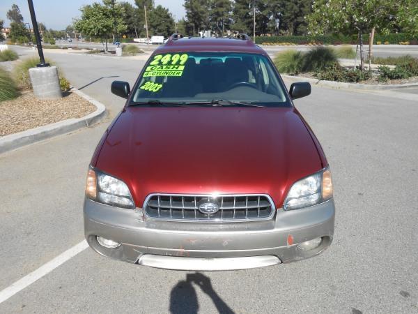 2003 Subaru Outback AWD 4dr Wagon - Rancho Cucamonga CA