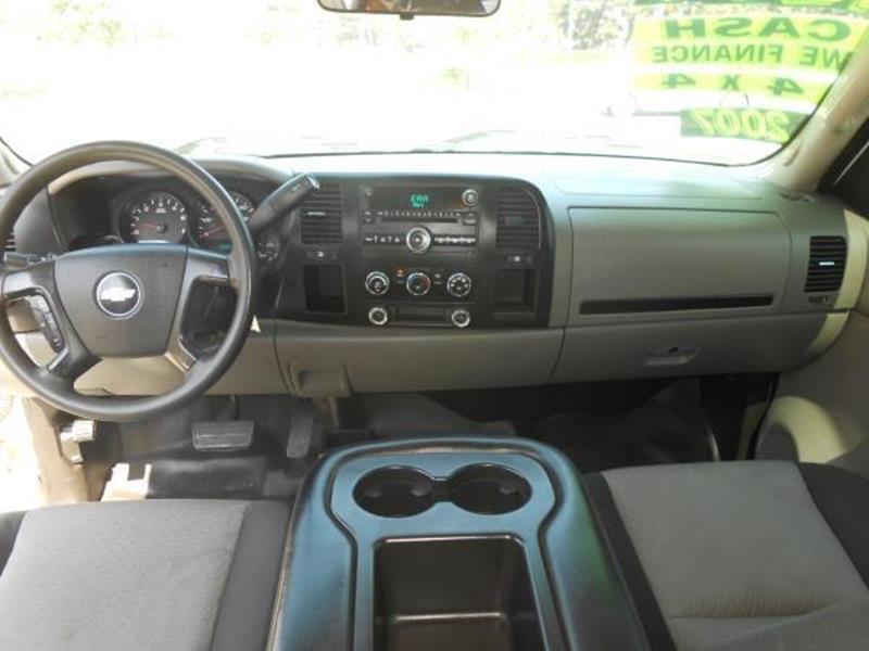 2007 Chevrolet Silverado 1500 WORK TRUCK - Rancho Cucamonga CA