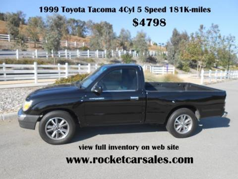 1999 Toyota Tacoma for sale in Rancho Cucamonga, CA