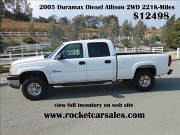 2005 Chevrolet Silverado 2500HD for sale in Rancho Cucamonga, CA
