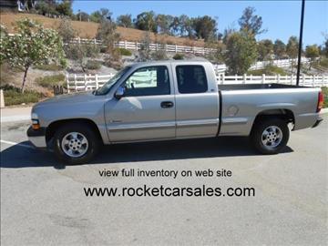 2000 Chevrolet Silverado 1500