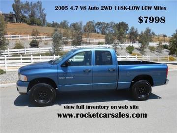 2005 Dodge Ram Pickup 1500 for sale in Rancho Cucamonga, CA