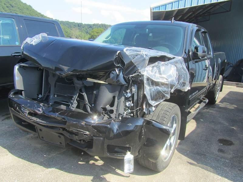2009 Chevrolet Silverado 1500 4x4 LTZ 4dr Extended Cab 6.5 ft. SB - South Shore KY