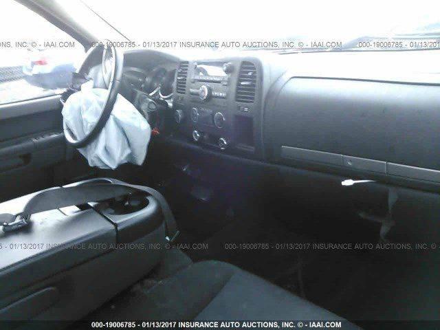 2011 Chevrolet Silverado 1500 4x4 LT 4dr Extended Cab 6.5 ft. SB - South Shore KY