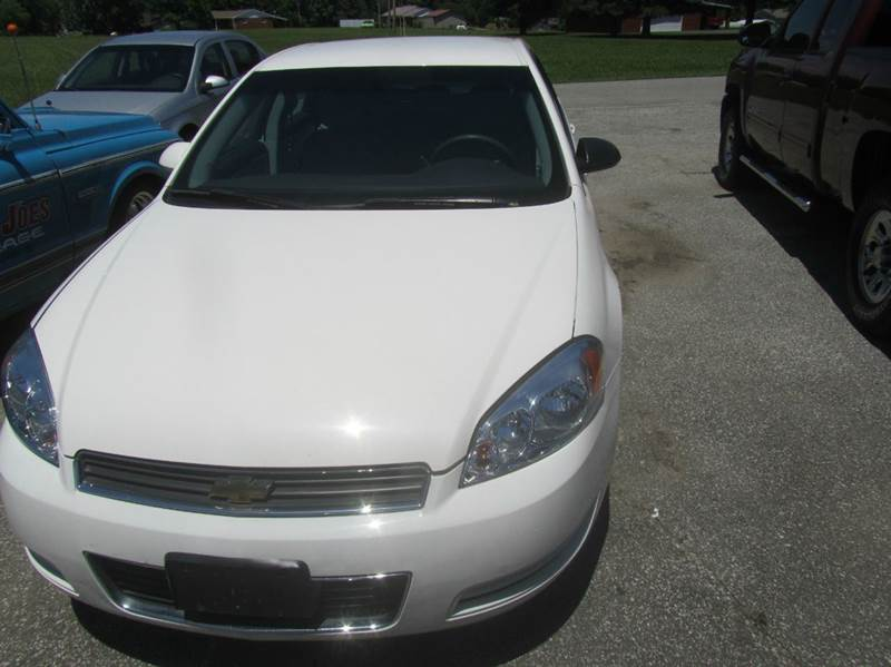 2007 Chevrolet Impala LT 4dr Sedan - South Shore KY