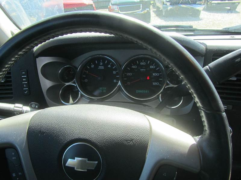 2007 Chevrolet Silverado 1500 LT1 2dr Regular Cab 4WD 6.5 ft. SB - South Shore KY