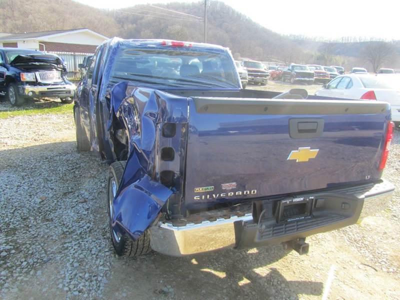 2010 Chevrolet Silverado 1500 4x4 LT 4dr Extended Cab 6.5 ft. SB - South Shore KY