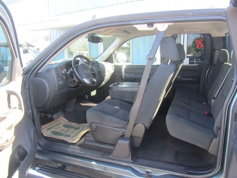 2008 Chevrolet Silverado 1500 LT1 Ext. Cab Short Box 4WD - South Shore KY