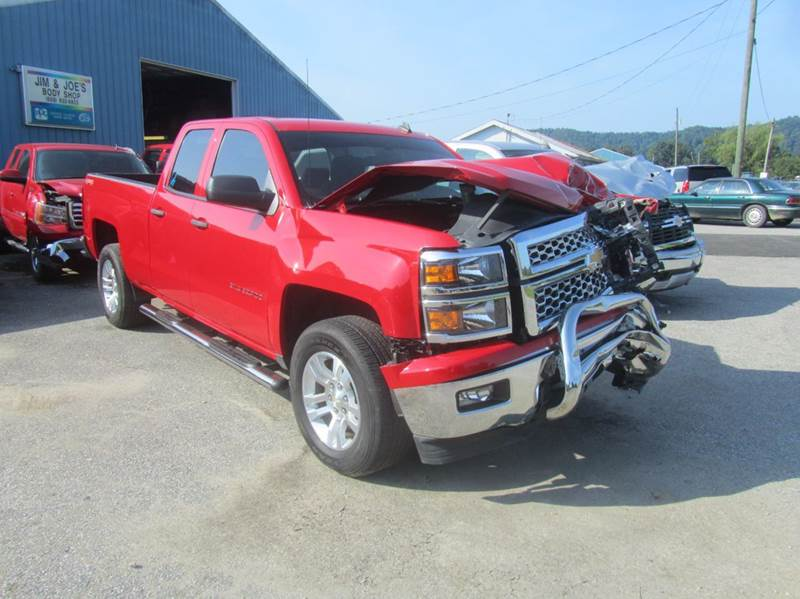 2014 Chevrolet Silverado 1500 4x4 LT 4dr Double Cab 6.5 ft. SB - South Shore KY