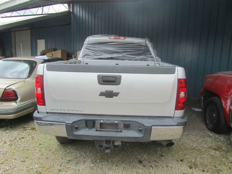 2012 Chevrolet Silverado 2500HD 4x4 Work Truck 4dr Extended Cab LB - South Shore KY
