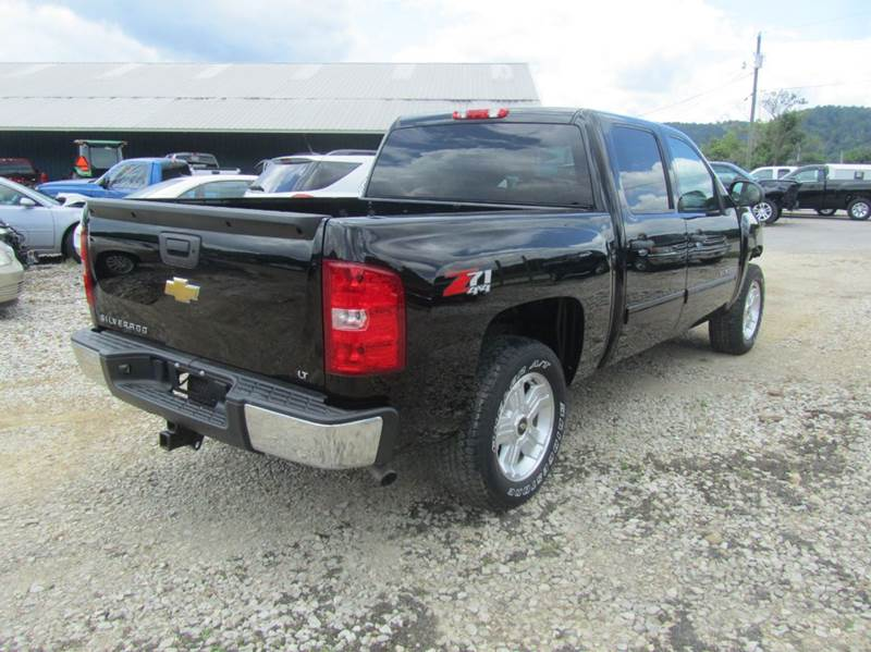 2013 Chevrolet Silverado 1500 LT 4x4 4dr Crew Cab 5.8 ft. SB - South Shore KY