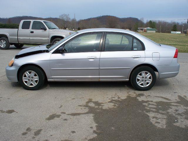 2003 Honda Civic LX 4dr Sedan w/Side Airbags - South Shore KY