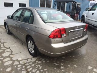 2003 Honda Civic LX 4dr Sedan - South Shore KY