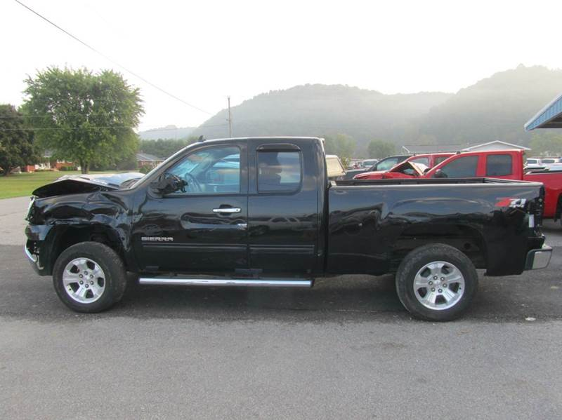 2013 GMC Sierra 1500 4x4 SLE 4dr Extended Cab 6.5 ft. SB - South Shore KY