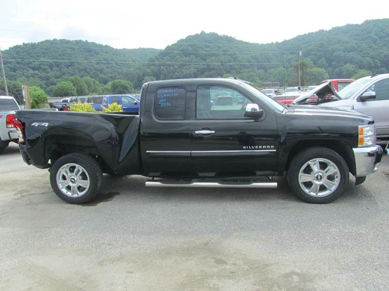 2013 Chevrolet Silverado 1500 4x4 LT 4dr Extended Cab 6.5 ft. SB - South Shore KY