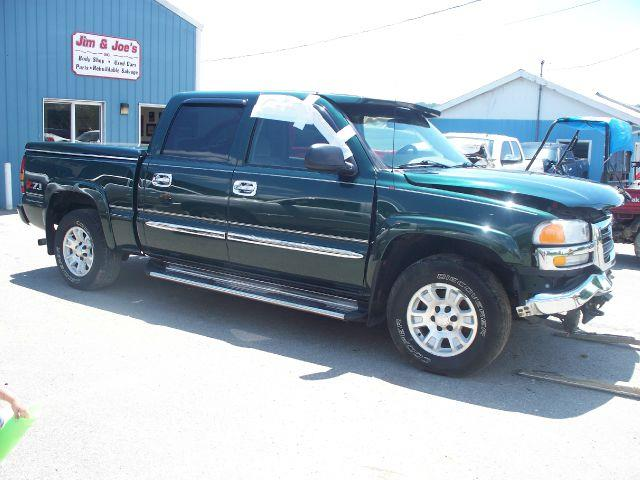 2005 GMC Sierra 1500 SLE Crew Cab Short Bed 4WD - South Shore KY