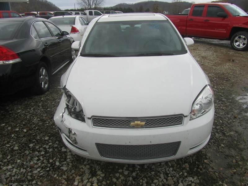 2014 Chevrolet Impala Limited LT Fleet 4dr Sedan - South Shore KY
