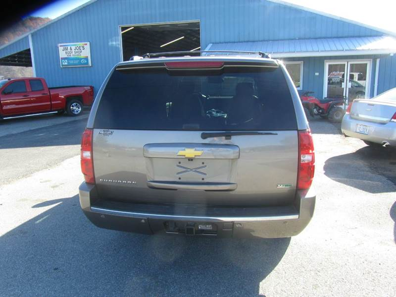 2012 Chevrolet Suburban 4x4 LTZ 1500 4dr SUV - South Shore KY
