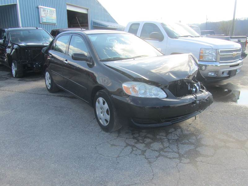 2006 Toyota Corolla LE 4dr Sedan w/Automatic - South Shore KY