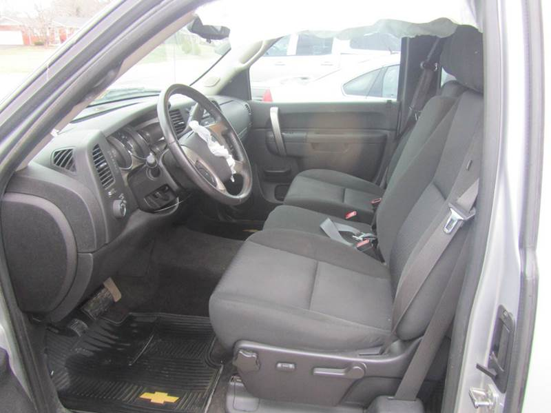 2013 Chevrolet Silverado 1500 4x4 LT 4dr Extended Cab 6.5 ft. SB - South Shore KY