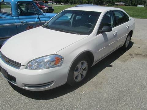 2007 Chevrolet Impala for sale in South Shore, KY