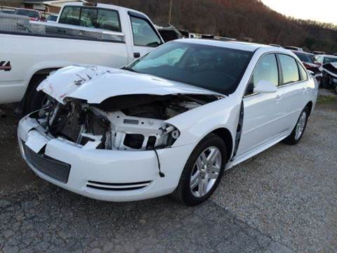2012 Chevrolet Impala for sale in South Shore, KY