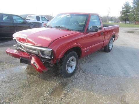 1997 Chevrolet S-10 for sale in South Shore, KY
