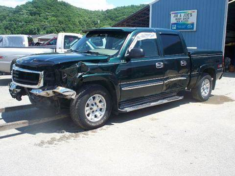 2005 gmc sierra 1500 for sale in kentucky. Black Bedroom Furniture Sets. Home Design Ideas
