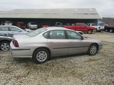 2005 chevrolet impala for sale in south shore ky