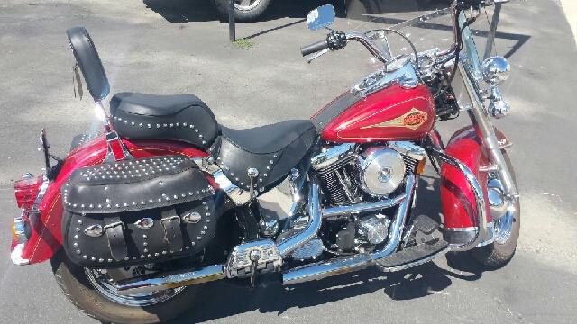 1999 Harley-Davidson Heritage Softail Classic Screaming Eagle  - Helena MT