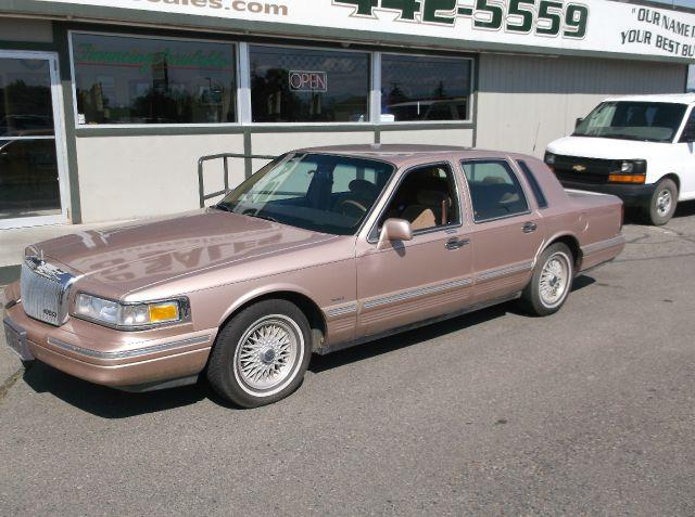 1996 Lincoln Town Car for sale in Helena MT
