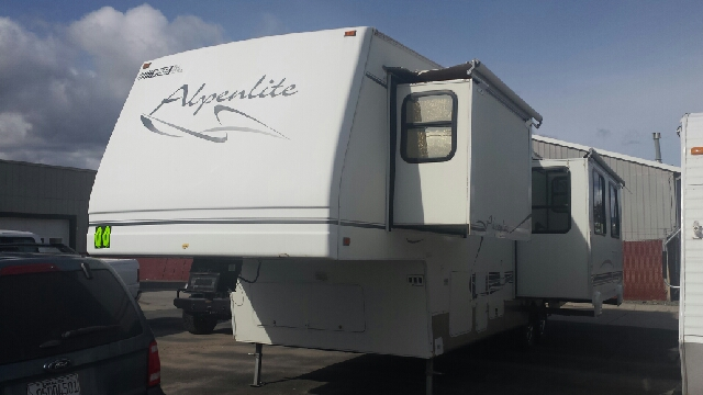 2000 alpin lite  5th wheel  - Helena MT
