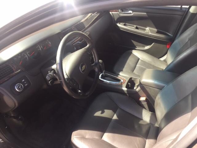 2012 Chevrolet Impala Limited LTZ 4dr Sedan - Helena MT