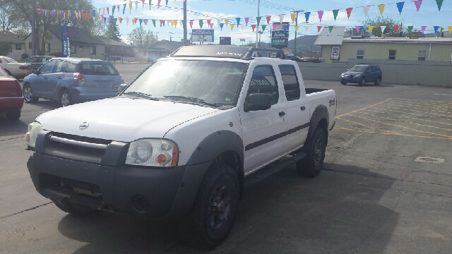 2002 Nissan Frontier 4dr Crew Cab XE-V6 4WD SB - Helena MT