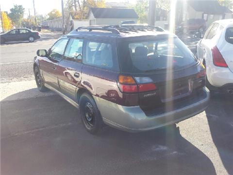 2000 Subaru Outback