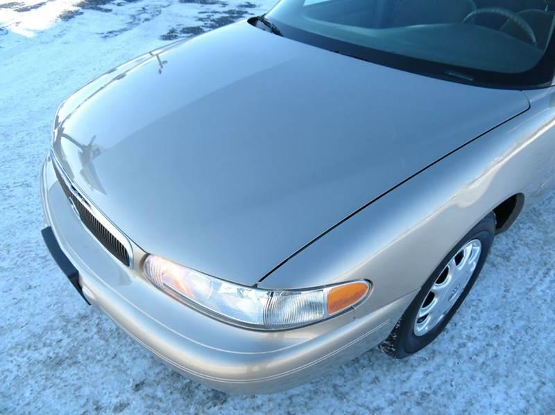 2003 buick century base 4dr sedan in kokomo in tonys pre owned contact sciox Gallery