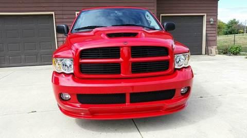 2004 Dodge Ram Pickup 1500 SRT-10