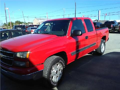 2007 Chevrolet Silverado 1500 Classic for sale in New Braunfels, TX