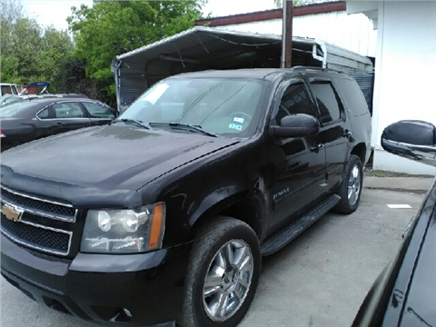 2008 Chevrolet Tahoe for sale in New Braunfels, TX
