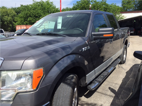 2009 Ford F-150 for sale in New Braunfels, TX